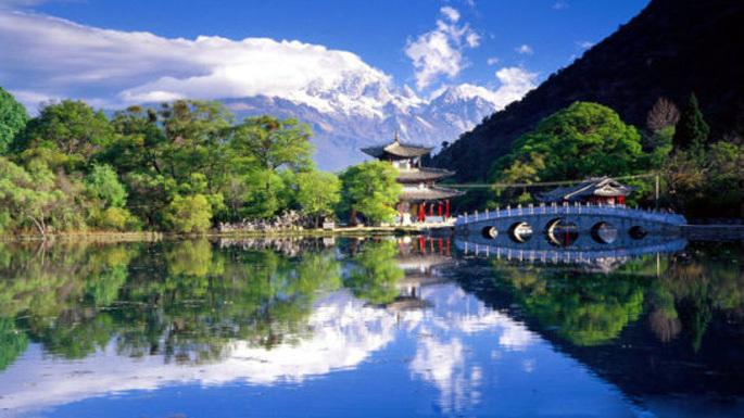 中国十大经典避暑旅游地