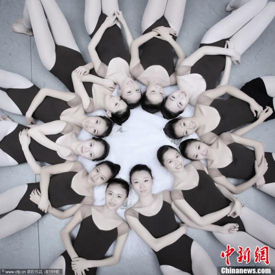北京舞蹈學院芭蕾班唯美畢業照曝光