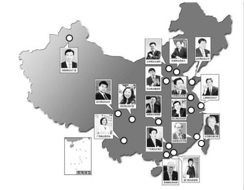 中国首富报告出炉
