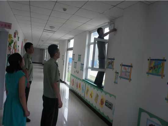 幼儿园安全培训记录_幼儿园安全工作检查-海达范文网