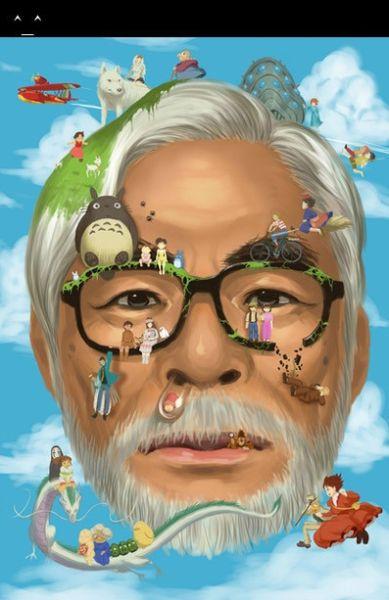 宫崎骏的动画片是能够和迪士尼,梦工厂共分天下的一支重要的东方力量.