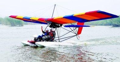河北省第一家水上飞机旅游项目落户广府