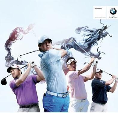 2013bmw高尔夫大师赛 即将登场