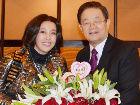 刘晓庆婚后生日宴曝光老公浪漫送鲜花
