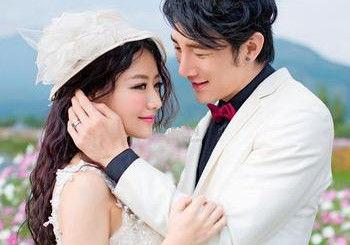 京城美女白冰宣布结婚 微博发婚照晒恩爱