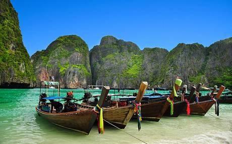 玩转泰国普吉岛 绝对不可错过的景点和节日