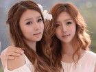 韩国一对双胞胎面部畸形整容逆袭成女神