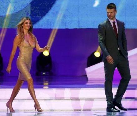 曝2014巴西世界杯抽签女主持
