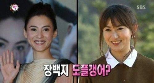 翻版張柏芝參加韓國相親節目爆紅(圖)