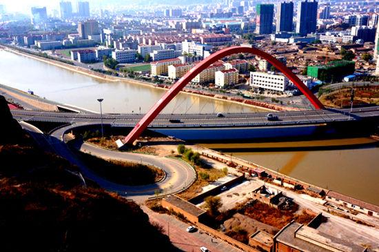 张家口·山城通泰桥