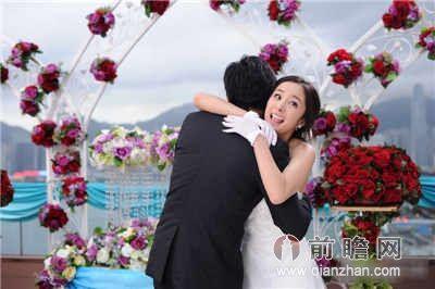 楊冪劉愷威婚禮細節曝光:5000朵鮮花鋪紅毯