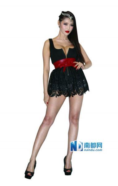 台湾知名模特儿