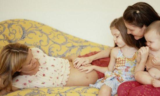 母婴专家解答怀孕期间肚子疼是不是正常