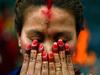 尼泊尔传统女人节