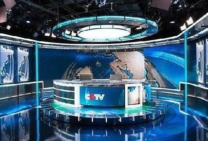 新闻联播奢华新演播室奢曝光 著名团队打造
