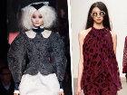 纽约2014秋冬时装周中国名模风采