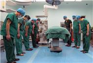 石家庄2岁女童捐献器官