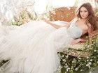 JimHjelm2014春夏婚纱打造飘逸新娘