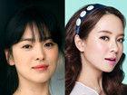 韩国童颜女星top榜宋慧乔夺冠全智贤第六