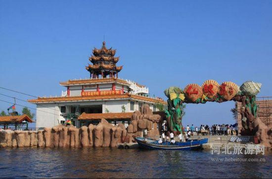 秦皇岛南戴河旅游景点推介会在太原举行