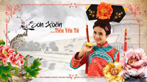 越南版《还珠》中的小燕子-越南版 还珠格格 遭吐槽 网友不忍直视