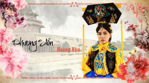 越南版《还珠》中的皇后-越南版 还珠格格 遭吐槽 网友不忍直视