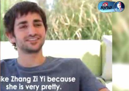 卢比奥说中文:想吃烤鸭 章子怡很漂亮
