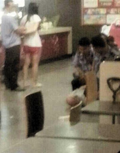 招远女子麦当劳内被6人群殴致死 事件细节曝光