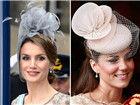 王妃的时尚对决莱蒂齐亚王妃VS凯特王妃