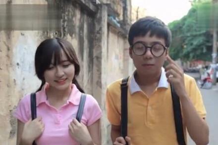 越南真人版哆啦a画面太美 漂亮梦静香vs呆萌大雄毁童年