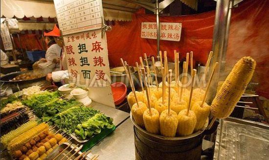 街头玉米添香精 味道诱人不可食用