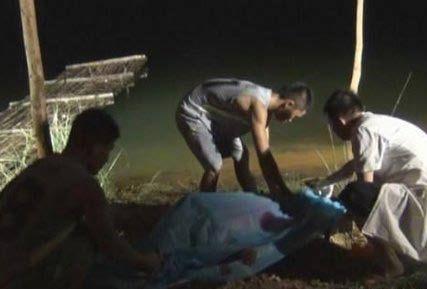 14岁女孩与姨夫开玩笑打闹 两人双双落水溺亡