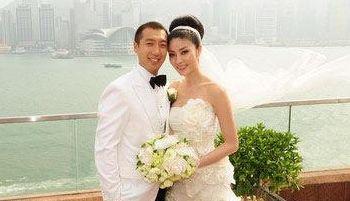 陈慧琳回应老公与嫩模亲密照 称角度问题