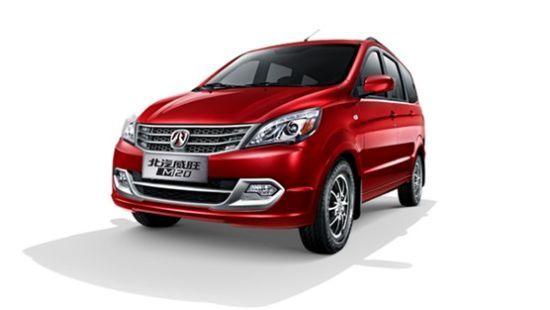 推荐车型一:北汽威旺m20
