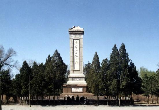 宣化区旅游推荐之烈士陵园