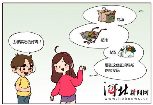 药品买一送一的动画手绘图片