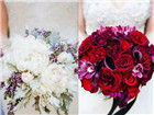 见证浪漫时刻6大色系新娘手捧花传递幸福