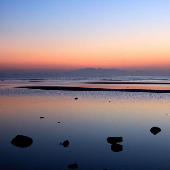 又被称为鹰角公园,位于河北省秦皇岛市北戴河东北角,是北戴河风景名胜
