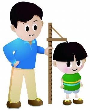 儿童每年长高多少
