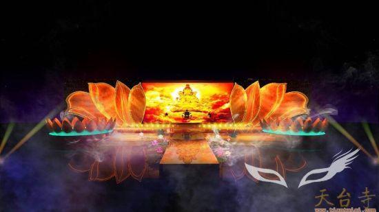 河北石家庄首次佛教大型音缘音乐会24日举行