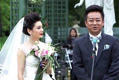 朱军法国办20周年婚礼 现场献唱意大利民歌