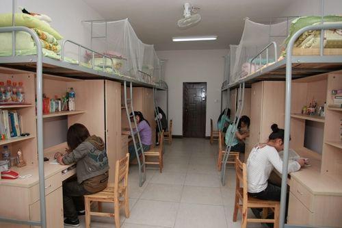 浙大宿舍可私人订制 根据作息习惯分寝室
