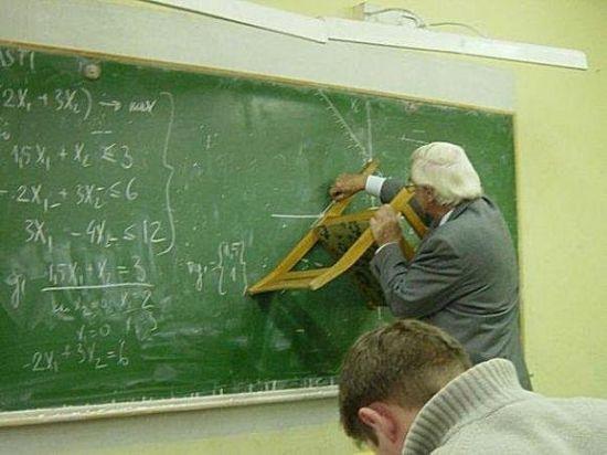 老师手绘世界地图