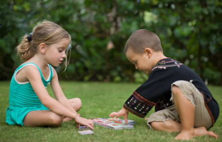 形容小孩子可爱的词语