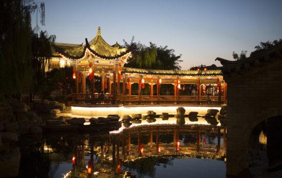 十一精品游:唐山滦洲古城