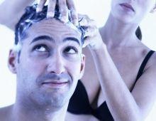洗头时不注意控制水温