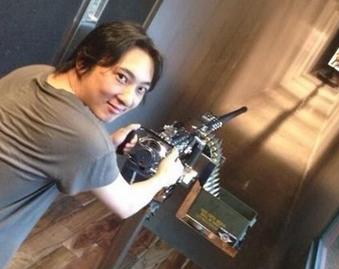 王思聪携弓箭被查态度蛮横 发微博吐槽警察
