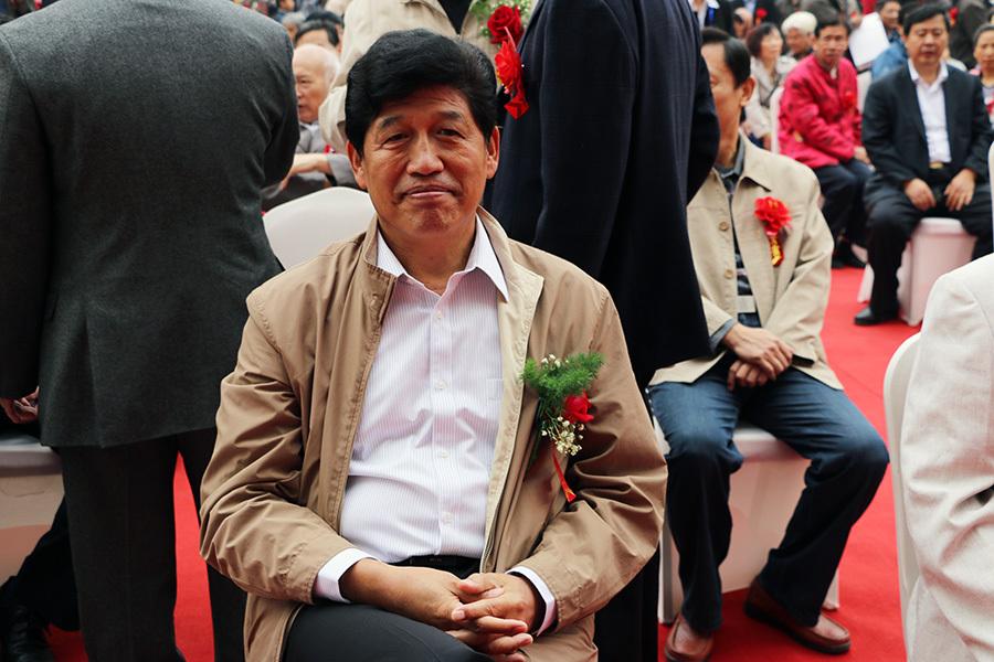 河北省高院原副院长、中国书画家协会副主席郭羊成