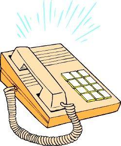 学校电话一直未有人接听