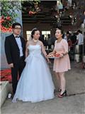 独具特色的农村婚礼